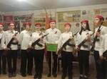 Отряд «Батальон» посетил МКУК «Нижнегорский историко-краеведческий музей».