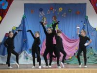 Праздничный концерт к 8 марта в начальной школе.