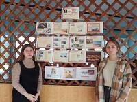 В МБОУ «Жемчужинская СОШДС» были проведены Час Мужества: «Афганистан- слёзы и боль»