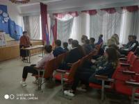 Беседа с наркологом Нижнегорской поликлиники.