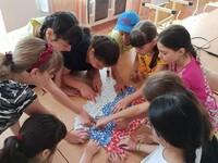 День России отметили в пришкольном лагере «Муравейник».